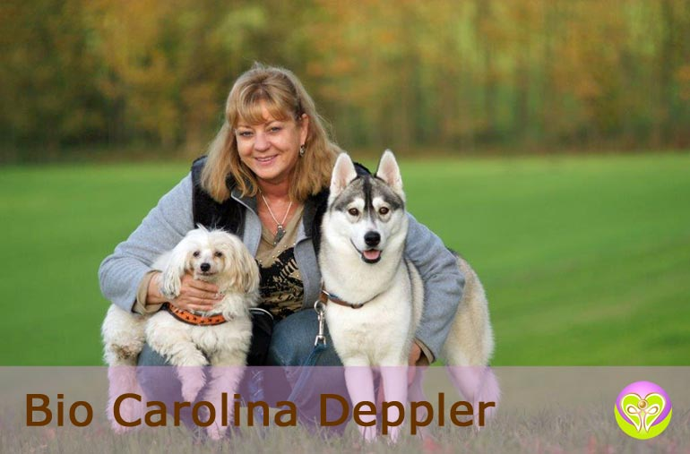 Swiss Reconnection and Reconnective Healing - Carolina Deppler - Biographie