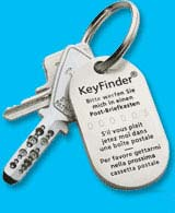 Fair-Play Key Finder